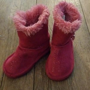 Other - Size 5 Pink Toddler boots